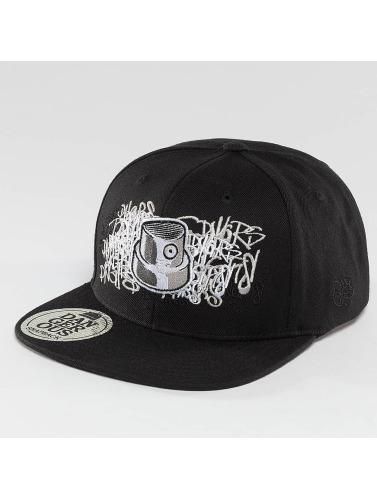 Dangerous DNGRS Snapback Cap Skinny in schwarz
