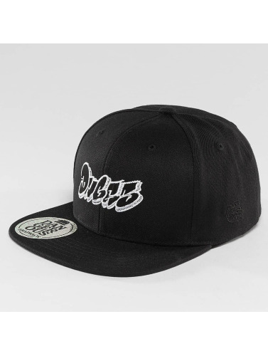 Dangerous DNGRS Snapback Cap Corus86 Throw Up in schwarz