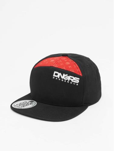 Dangerous DNGRS Herren Snapback Cap Gang in schwarz