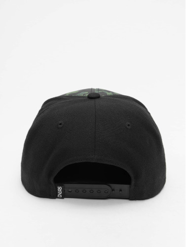 Dangerous DNGRS Snapback Cap Camo in schwarz