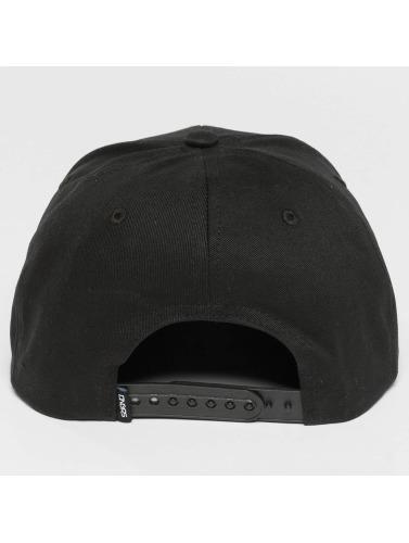 Dangerous DNGRS Herren Snapback Cap Twoblock in schwarz