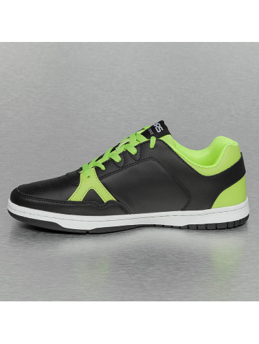 Dangerous DNGRS Herren Sneaker Logo in grün