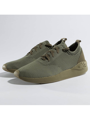Dangerous DNGRS Herren Sneaker Justus in olive