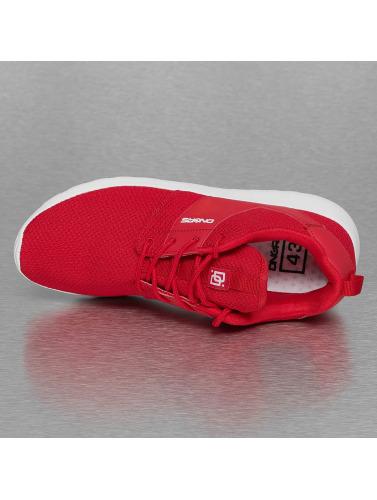 Dangerous DNGRS Herren Sneaker Mesh in rot
