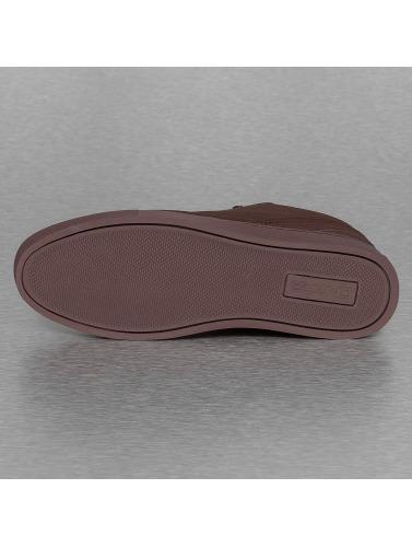 Dangerous DNGRS Herren Sneaker Perforated in rot
