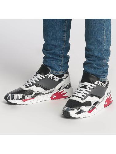 Dangerous DNGRS Herren Sneaker Camo in rot