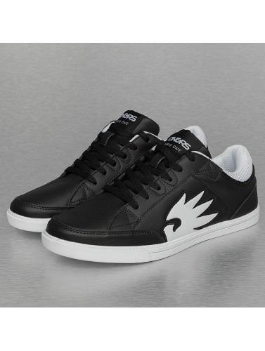 Dangerous DNGRS Herren Sneaker Logo II in schwarz