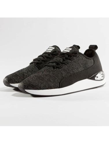 Dangerous DNGRS Herren Sneaker Mesh 2 in schwarz