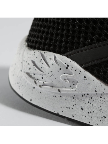 Dangerous DNGRS Herren Sneaker Mesh in schwarz
