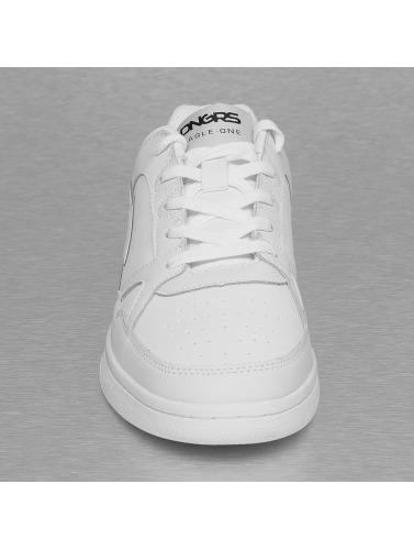 Dangerous DNGRS Herren Sneaker Logo in weiß