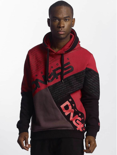 Dangerous DNGRS Hombres Sudadera TOWER in negro