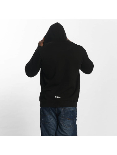 Dangerous DNGRS Hombres Sudadera Race City Carparts in negro