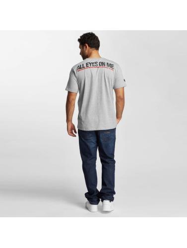 Dangerous DNGRS Herren T-Shirt Twopack in grau