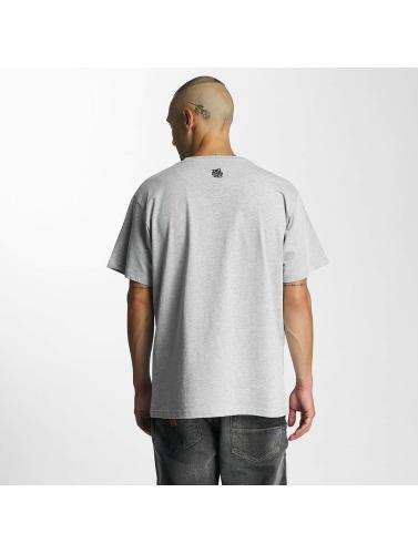 Dangerous DNGRS Herren T-Shirt Hello in grau