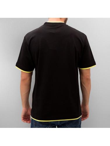 Billig Verkauf Am Besten Outlet Beliebt Dangerous DNGRS Herren T-Shirt Two Tone Regular in schwarz Qualität Outlet-Store XlZN3