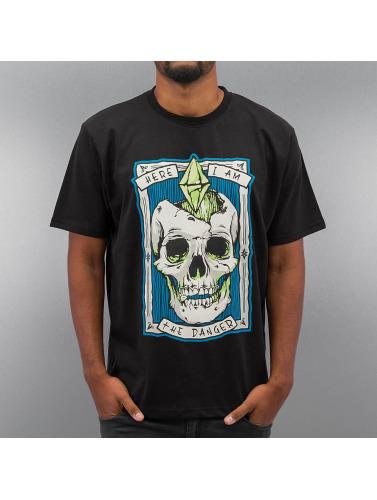 Dangerous DNGRS Herren T-Shirt Here I Am in schwarz