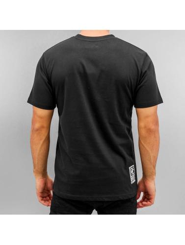 Dangerous DNGRS Herren T-Shirt Sprayed Logo Race City in schwarz