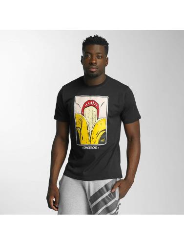 Dangerous DNGRS Herren T-Shirt Deeper in schwarz