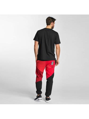 Dangerous DNGRS Herren T-Shirt Absolut Colour in schwarz