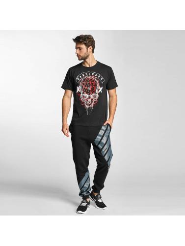 Dangerous DNGRS Herren T-Shirt Skull in schwarz Outlet Großer Rabatt Original- Verkauf Niedrig Kosten Steckdose Mit Paypal Um KszhZDCZVG