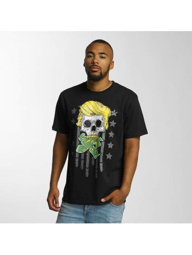 Dangerous DNGRS Herren T-Shirt Don Bomb in schwarz