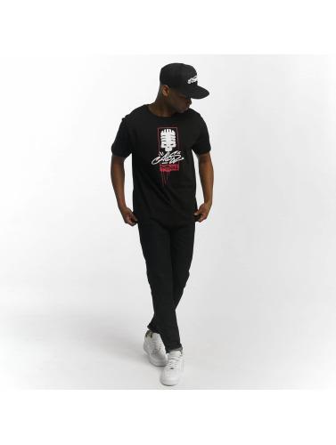 Günstig Kaufen Low-Cost Ausgezeichneter Günstiger Preis Dangerous DNGRS Herren T-Shirt Royal in schwarz Billig Verkauf Online-Shopping Billig 100% Garantiert Auslass Neue Ankunft AH9y2