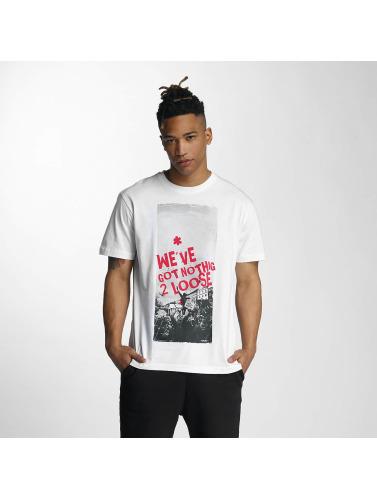 Dangerous DNGRS Herren T-Shirt Nothing 2 Loose *B-Ware* in weiß