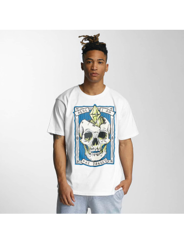 Dangerous DNGRS Herren T-Shirt Here I Am in weiß