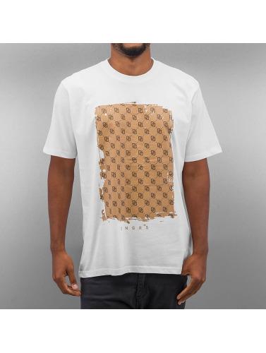 Dangerous DNGRS Herren T-Shirt Doris Duitton in weiß