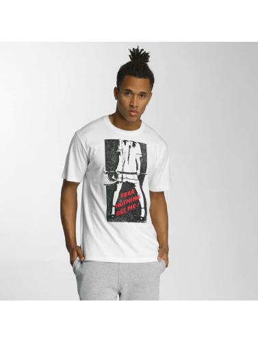 Dangerous DNGRS Herren T-Shirt Headless in weiß