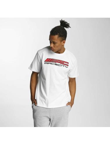 Dangerous DNGRS Herren T-Shirt AMCR Race City in weiß