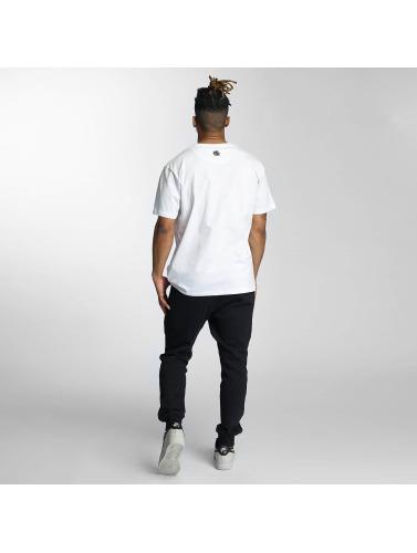 Dangerous DNGRS Herren T-Shirt Skully in weiß