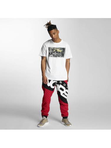 Dangerous DNGRS Herren T-Shirt Subway King Rocco in weiß
