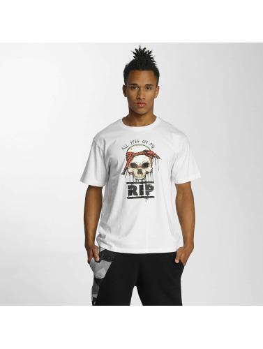 Dangerous DNGRS Herren T-Shirt Tuskull in weiß Freies Verschiffen Browse Freiheit In Deutschland Billig Verkaufen Hochwertige Günstig Kaufen Bequem Niedrigsten Preis Online wco09