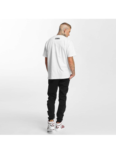 Dangerous DNGRS Herren T-Shirt Alif 2 in weiß