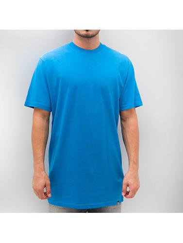 Dangerous DNGRS Herren Tall Tees Blank in blau