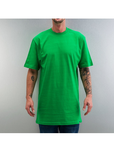 Dangerous DNGRS Hombres Tall Tees Blank in verde