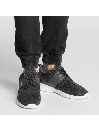 Dangerous DNGRS Hombres Zapatillas de deporte Mesh in gris