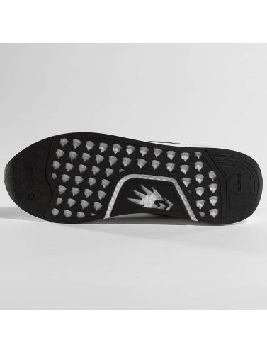 Dangerous DNGRS Hombres Zapatillas de deporte Mesh in negro