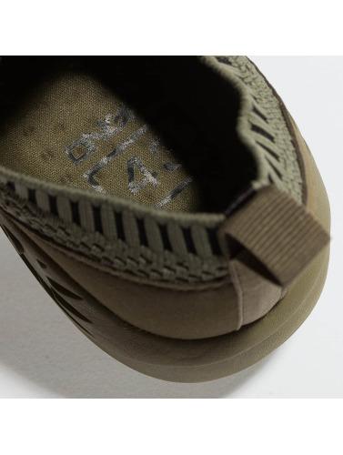 Dangerous DNGRS Hombres Zapatillas de deporte Justus in oliva