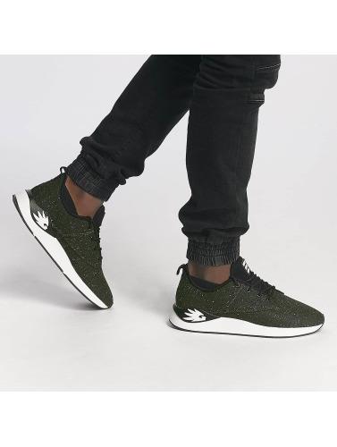 Dangerous DNGRS Hombres Zapatillas de deporte Kenan in verde