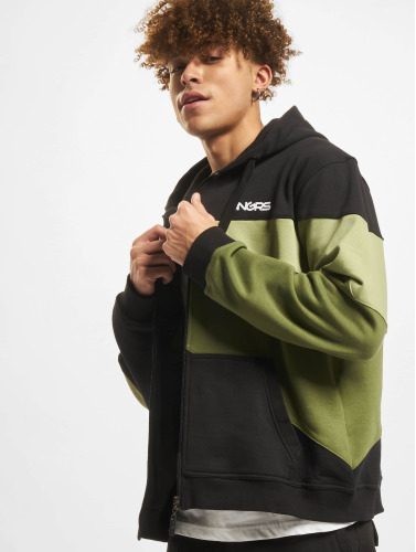 Dangerous DNGRS Herren Zip Hoodie Limited Edition II Race City in camouflage