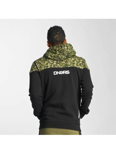 Dangerous DNGRS Herren Zip Hoodie Jim in camouflage