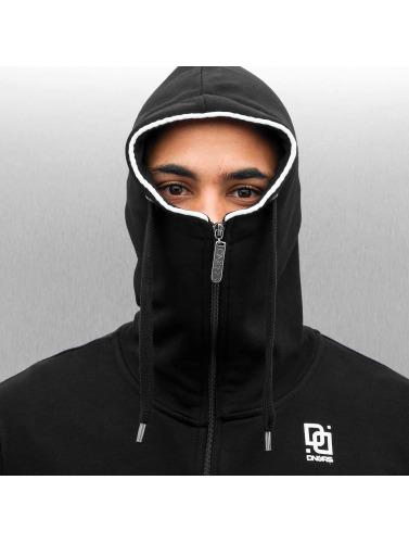 Dangerous DNGRS Herren Zip Hoodie Subway in schwarz