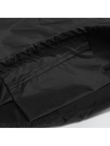 DC Beutel Cinched in schwarz