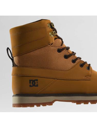 DC Herren Boots Uncas in braun
