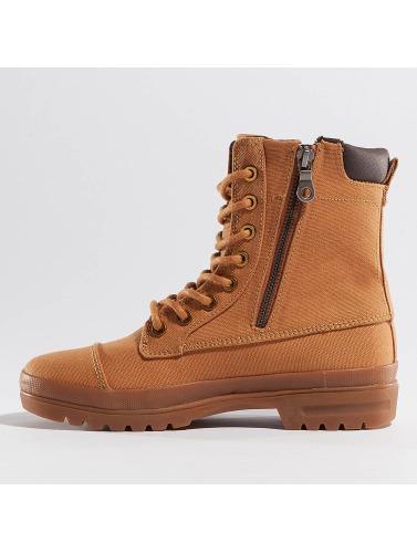 DC Damen Boots Amnesti TX in braun