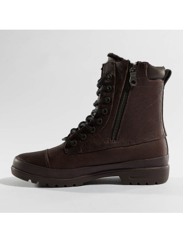 DC Damen Boots Amnesti in braun