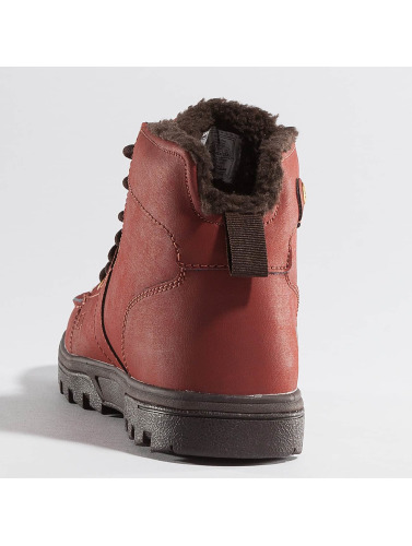 DC Herren Boots Woodland in braun