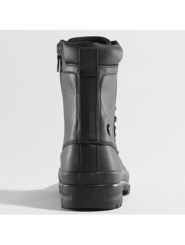 DC Mujeres Boots Amnesti TX in negro